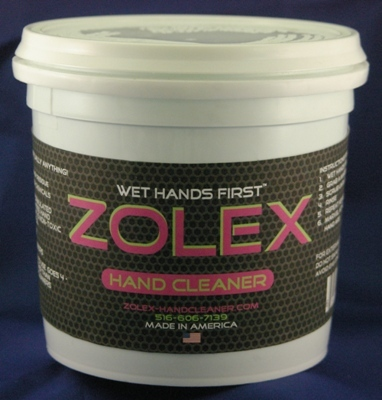 Zolex Hand Cleaner