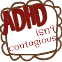 Adhd Isnt Contagious (@adhdisntcontag) Twitter