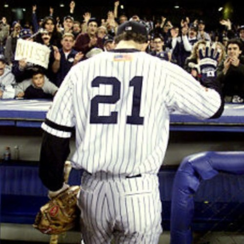 Former New York Yankee and current @YESNetwork Broadcaster