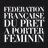 Fédération du PAP's Twitter avatar