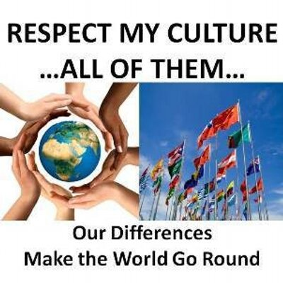 respect other cultures essay Showing kindness to others is something virtually all religions teach however, religion is one of the most common causes of conflict recognizing and respecting the religious beliefs of others is essential for peacefully existing with people of other faiths and cultures this requires developing .