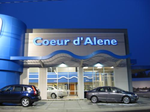 Awesome Coeur Du0027Alene Honda