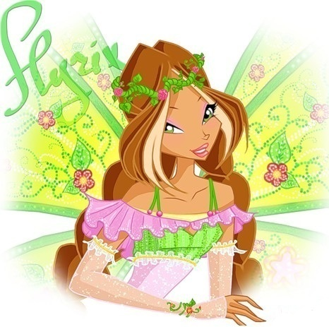 Winx Club Flora winxflorafan  Twitter
