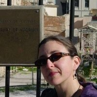Deb Baker (@NoctLibrarian) Twitter profile photo
