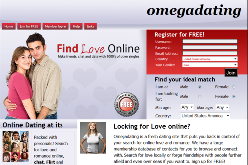 Omega online dating Hvordan finne utro ektemann på dating sites