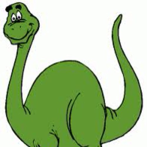 Dinosaur Love Story
