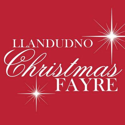 Exhibitors Llandudno Christmas Fayre