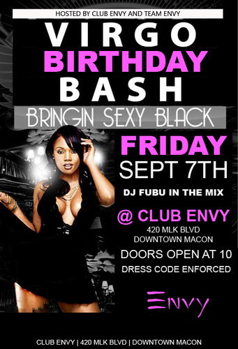 Club envy macon ga