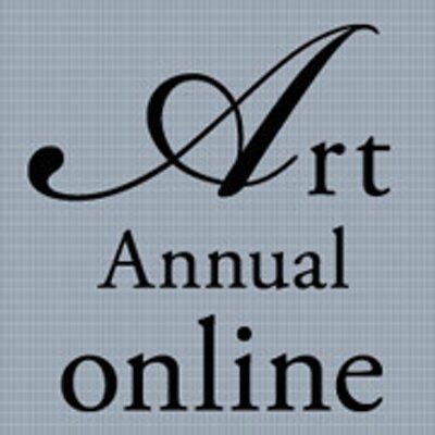 Art Annual online @ArtAnnualonline