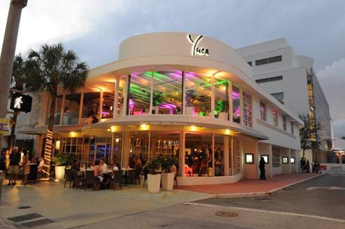 Yuca Restaurant Lincoln Road Miami Beach Fl