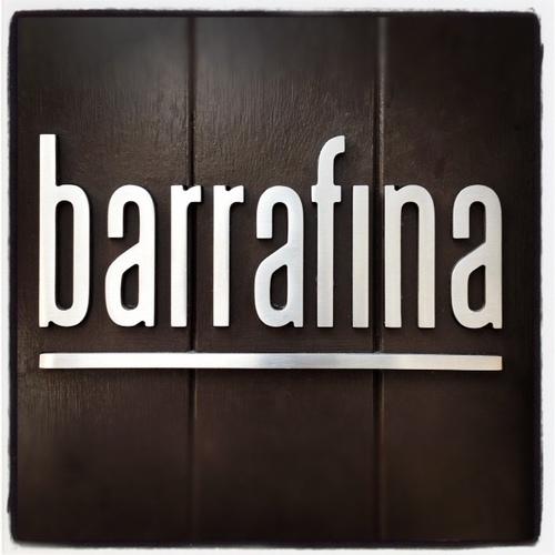 Logo de la société Barrafina