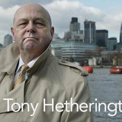 Tony Hetherington on Muck Rack