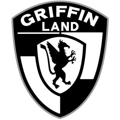 「GRIFFINLAND  ロゴ グリフィンランド」の画像検索結果