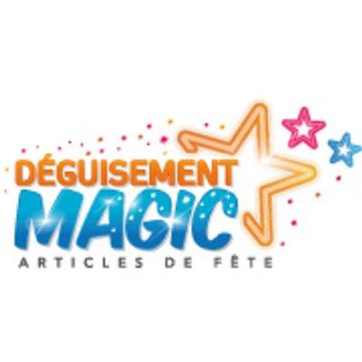 déguisement magic