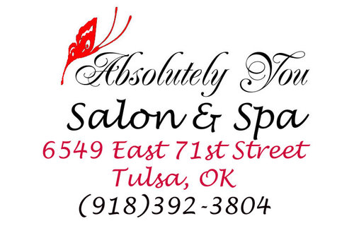 Tweets with replies by absolutely you tulsa absolutel for Absolutely you salon