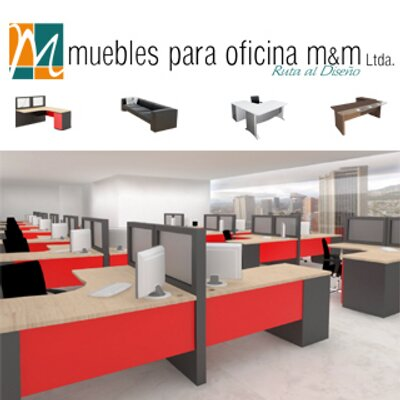Mym muebles oficina mymmuebles twitter for Muebles oficina colombia