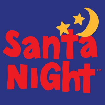 Image result for santa night
