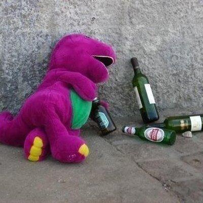 Image of: Barney The Dinosaur Twitter Barney The Dinosaur On Twitter