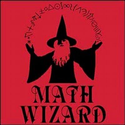 The Math Wizard (@MathematicalWiz) | Twitter