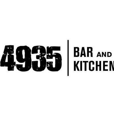4935 Bar & Kitchen (@4935_BarKitchen) | Twitter