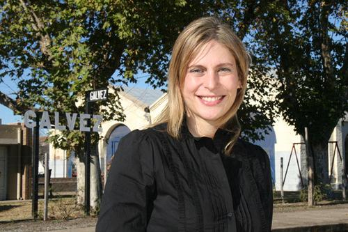 Gisela Scaglia, PRO