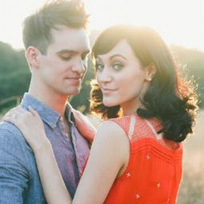 Sarah Urie And Brendon Urie 2016