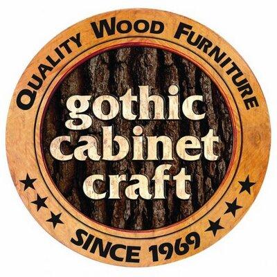 Merveilleux Gothic Cabinet Craft