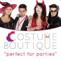 Logo de la société Costume Boutique