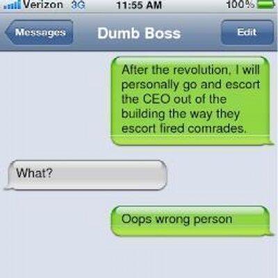 Boss Text
