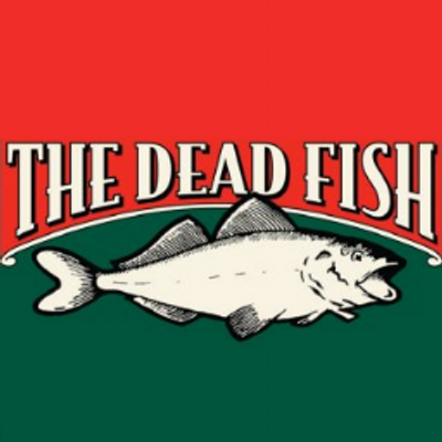 The dead fish restaurant thedeadfish twitter for The dead fish crockett