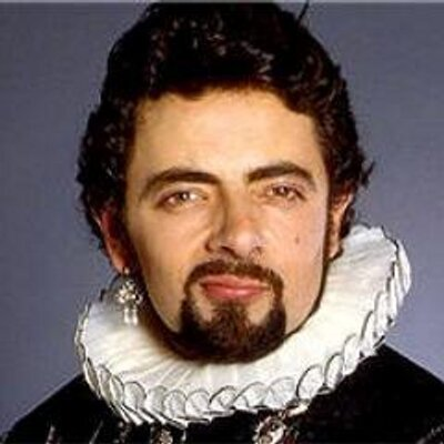 Good Lord Black Adder
