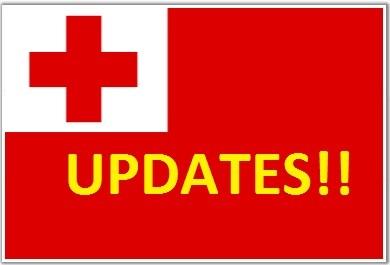 Tonga Updates