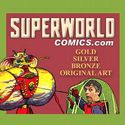 superworld comics superworld twitter