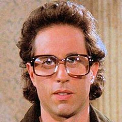 Seinfeld Quotes On Twitter A Low Rumble Metallic Squink