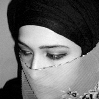 wanita hijab nakal Foto