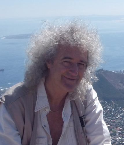 brian may interview