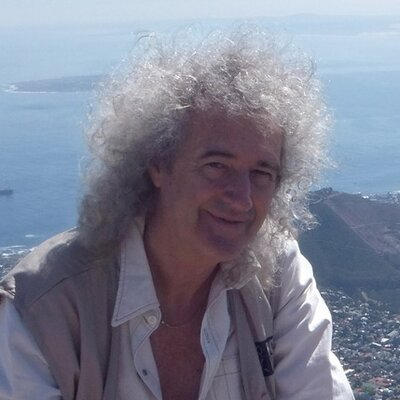 Dr. Brian May (@DrBrianMay) | Twitter