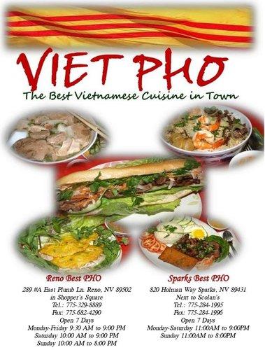 Viet Pho Vietphonevada Twitter