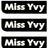 Miss Yvy