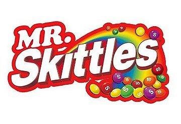 Mr.Skittles (@TheSkittleBoy) | Twitter Skittles Taste The Rainbow Logo