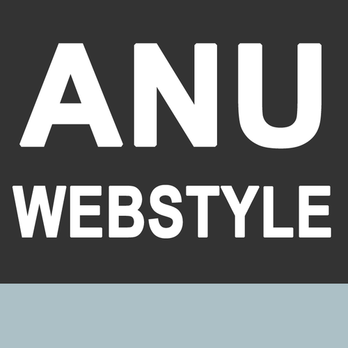 @anuwebstyle