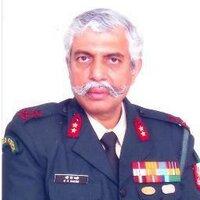 Maj Gen GD Bakshi SM
