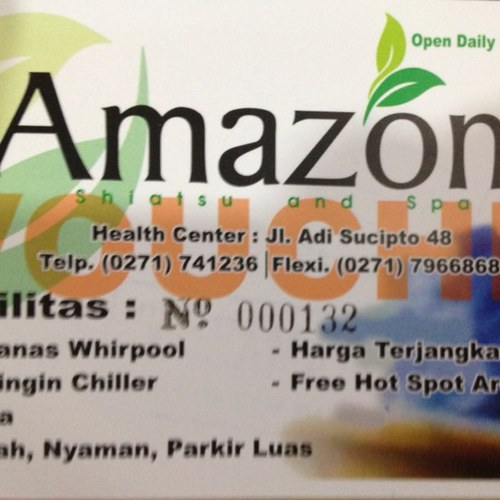 Amazon Spa Amazonspasolo Twitter