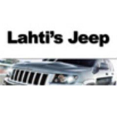 Lahti's Jeep (@LahtisJeep) | Twitter