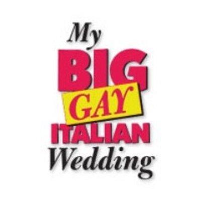 my big fat gay wedding