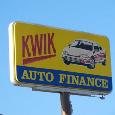 Kwik Auto Finance Kwikautofinance Twitter