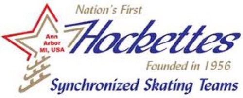 Image result for hockettes skating logo
