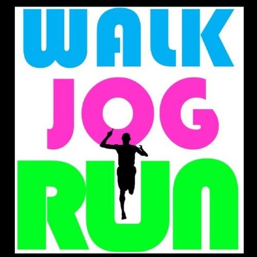 walk jog run runwithanth twitter