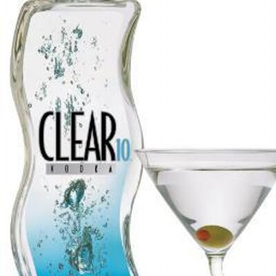 CLEAR10 Vodka
