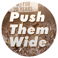 Push Them Wide | Social Profile